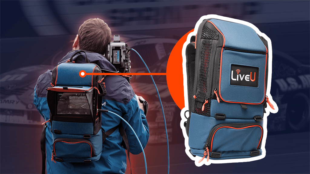 Extremely rugged design with smaller, more accessible backpack