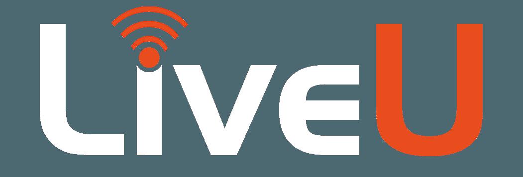 LiveU Logo - Dark Background