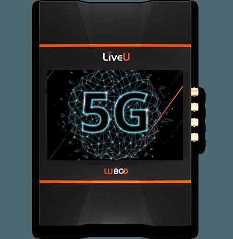 LU800: Unlocking 5G potential