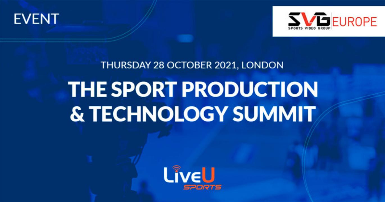 SVG Europe Sports Production Summit