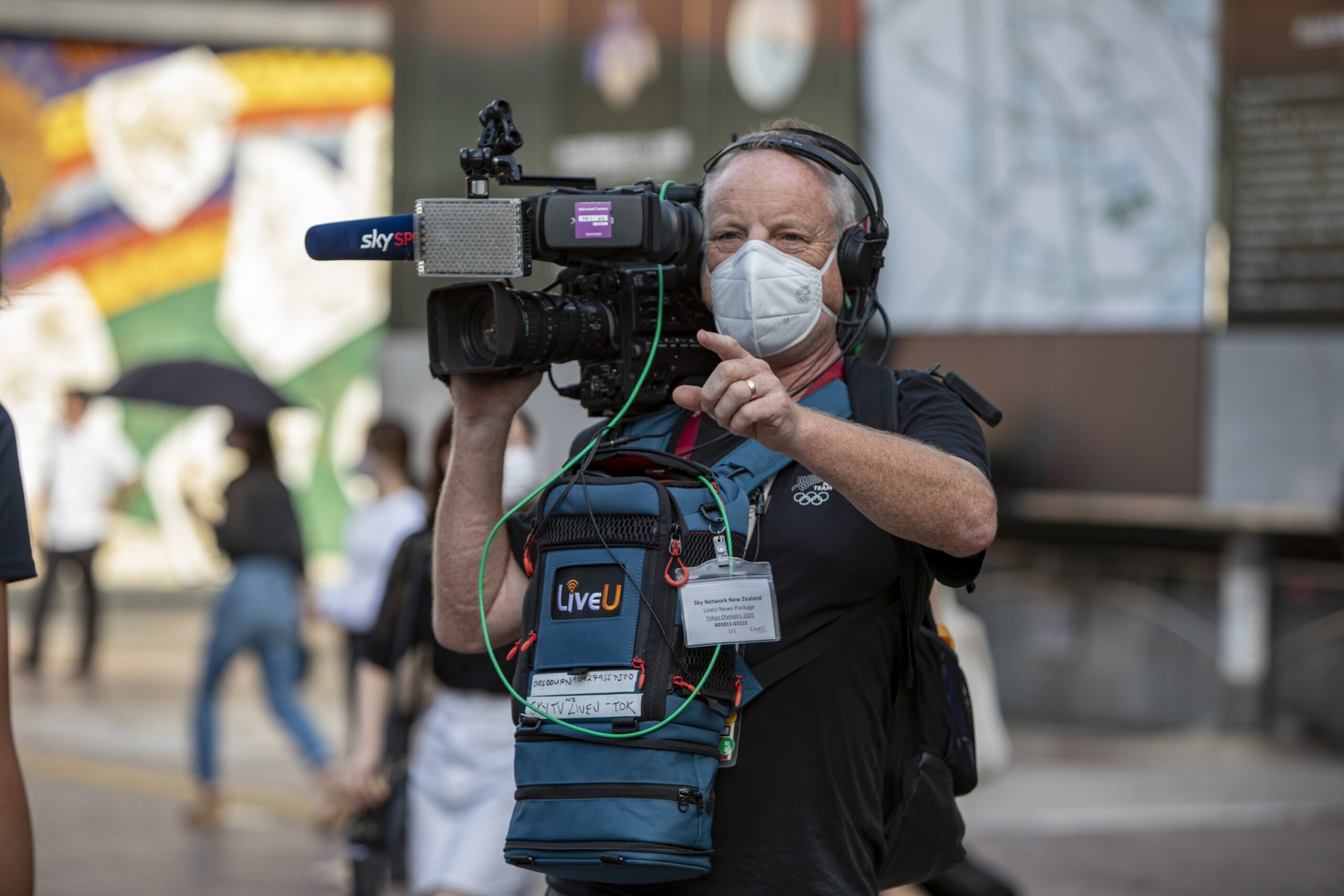 LiveU Reports 400% Deployment Increase in Live Broadcasts at the Tokyo Summer Games