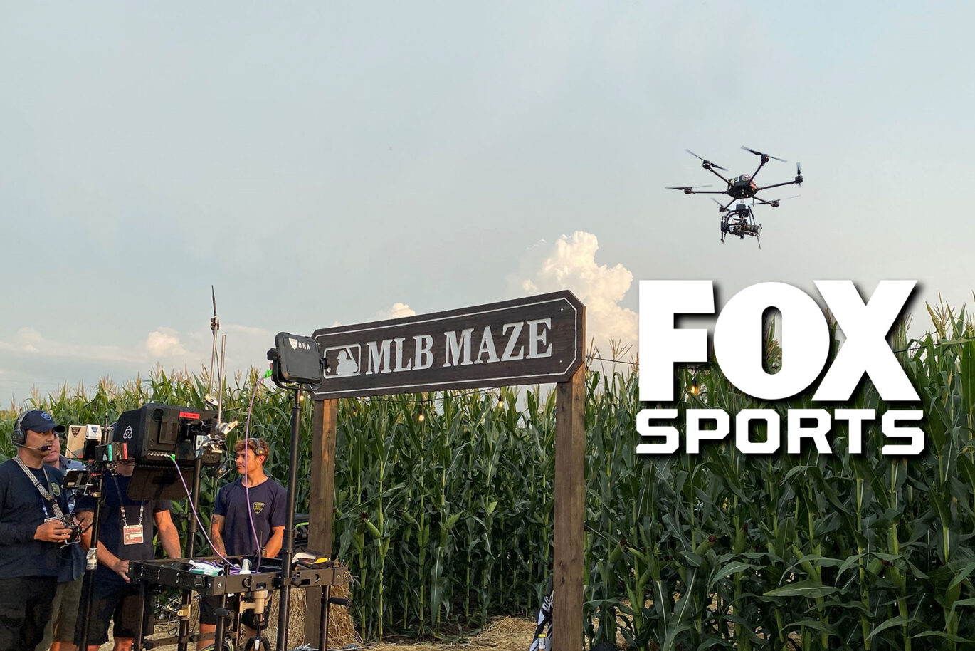 FOX Sports 'MLB at Field of Dreams' Broadcast Delivers Cinematic Viewer Experience with HD